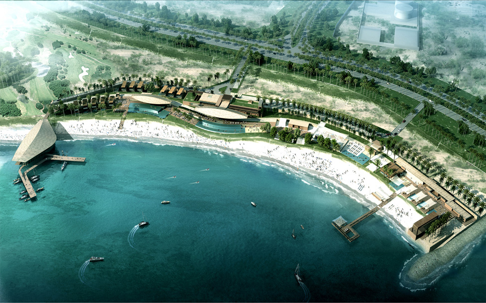 loci 112 abudhabi beach club loci architecture design studio