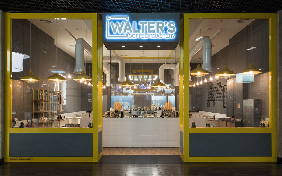 Walter's Coffee Roastery