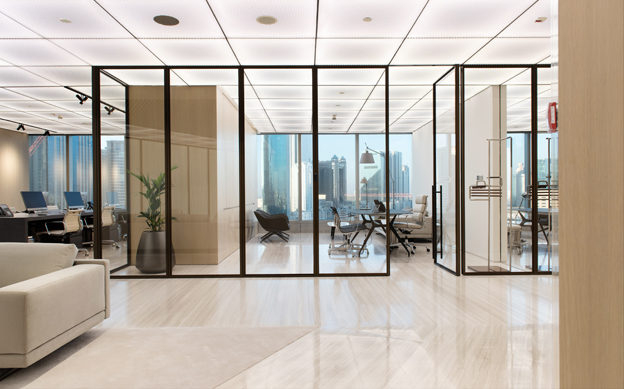 EMIRATES TOWERS OFFICE