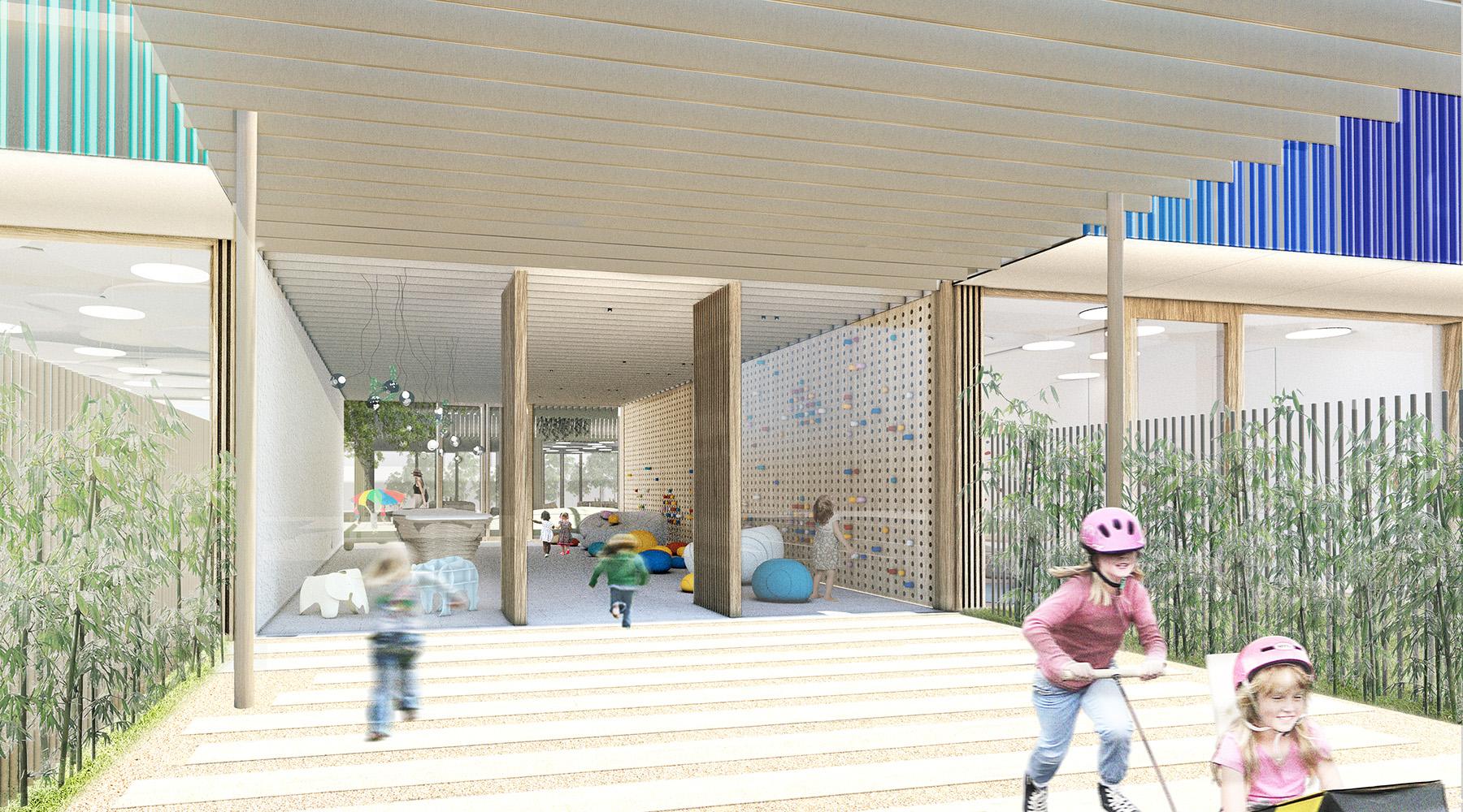 Khalifa City Nursery