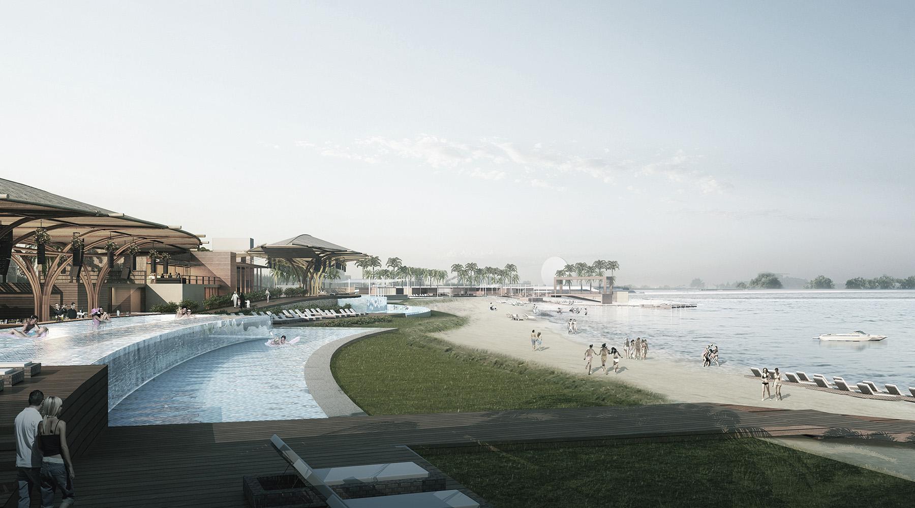 Yas Island Beach Club