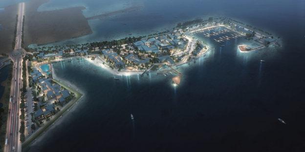 Delta Marina Masterplan